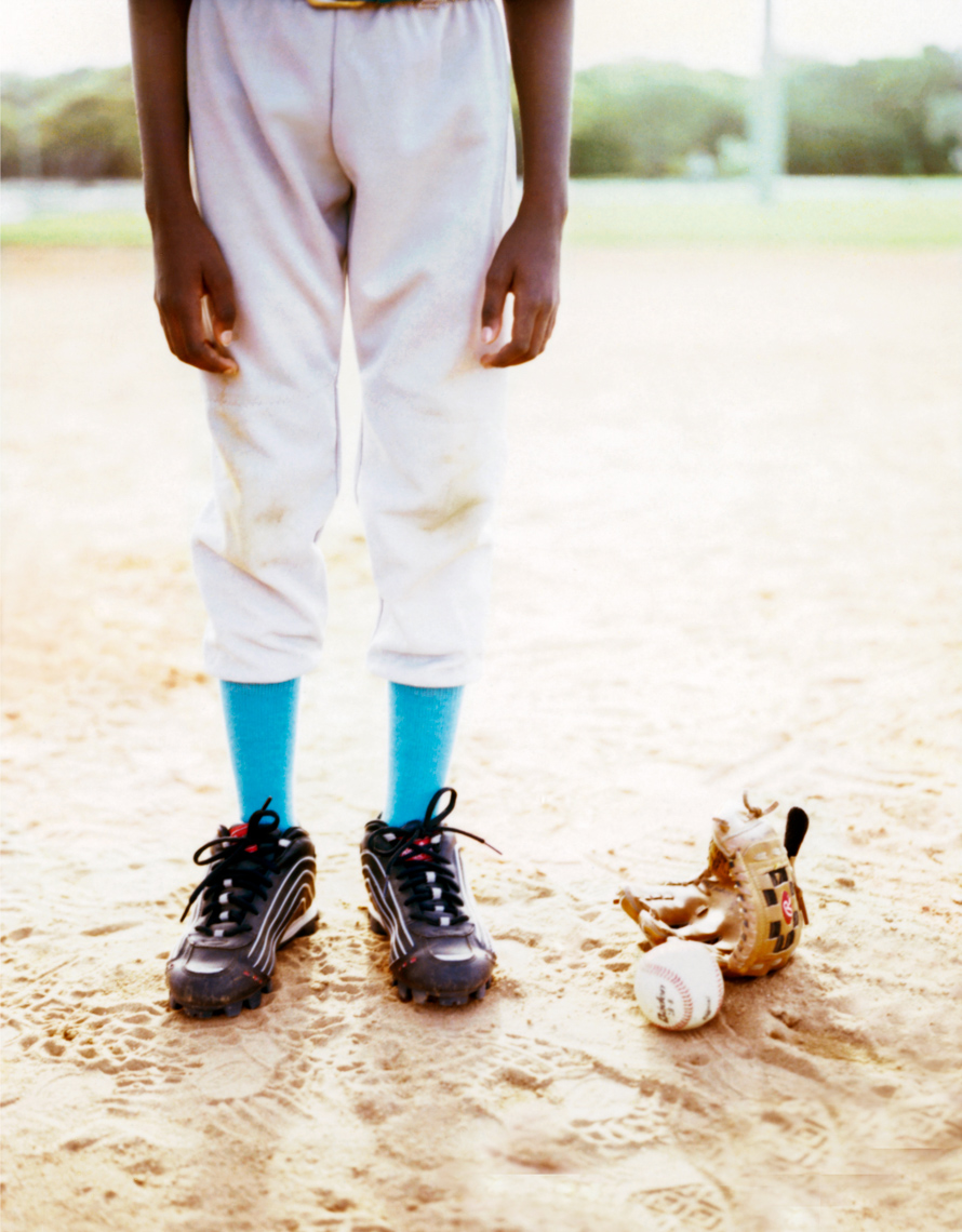 Little League ball player | Visual Storytelling Photographer