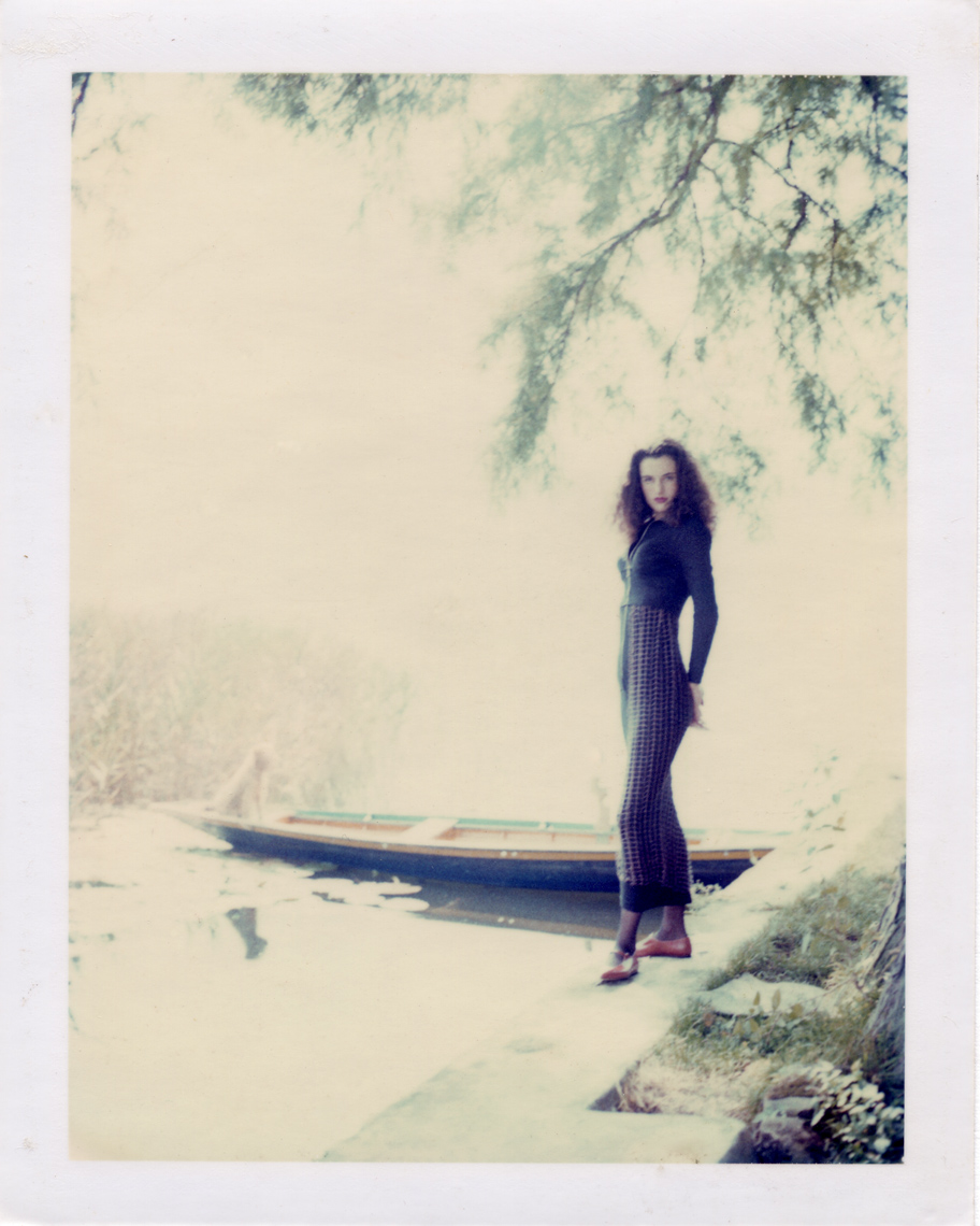 Dreamy fashion landscape | Polaroid Photographers