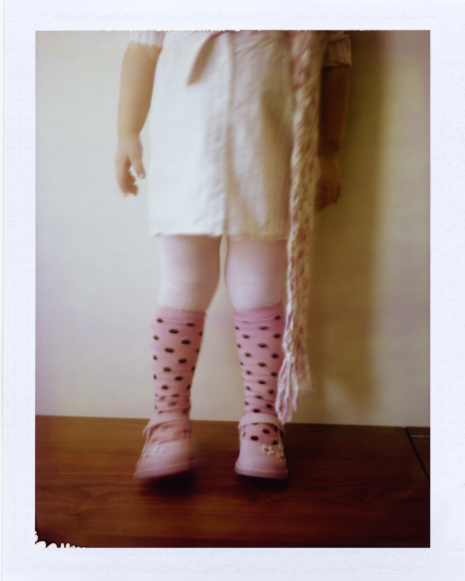 Polaroid brown pink tones | Photographers who shoot film