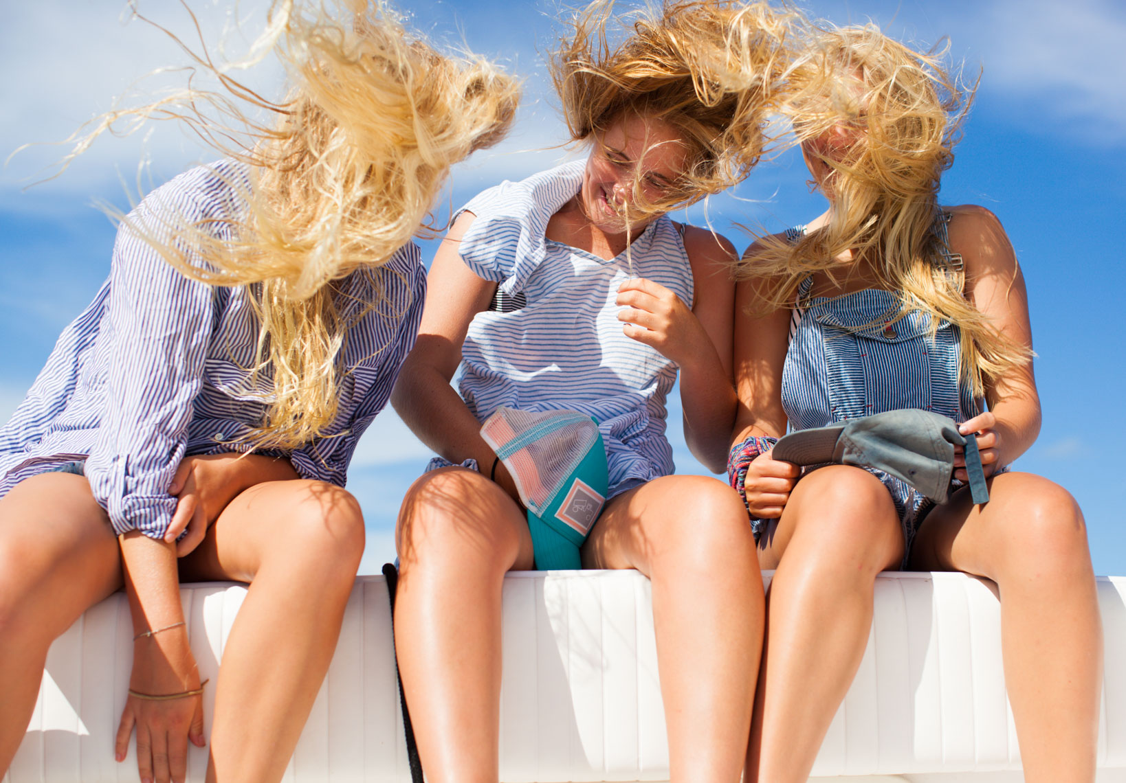 Girls hair blowing in wind | Commercial Lifestyle Photographer