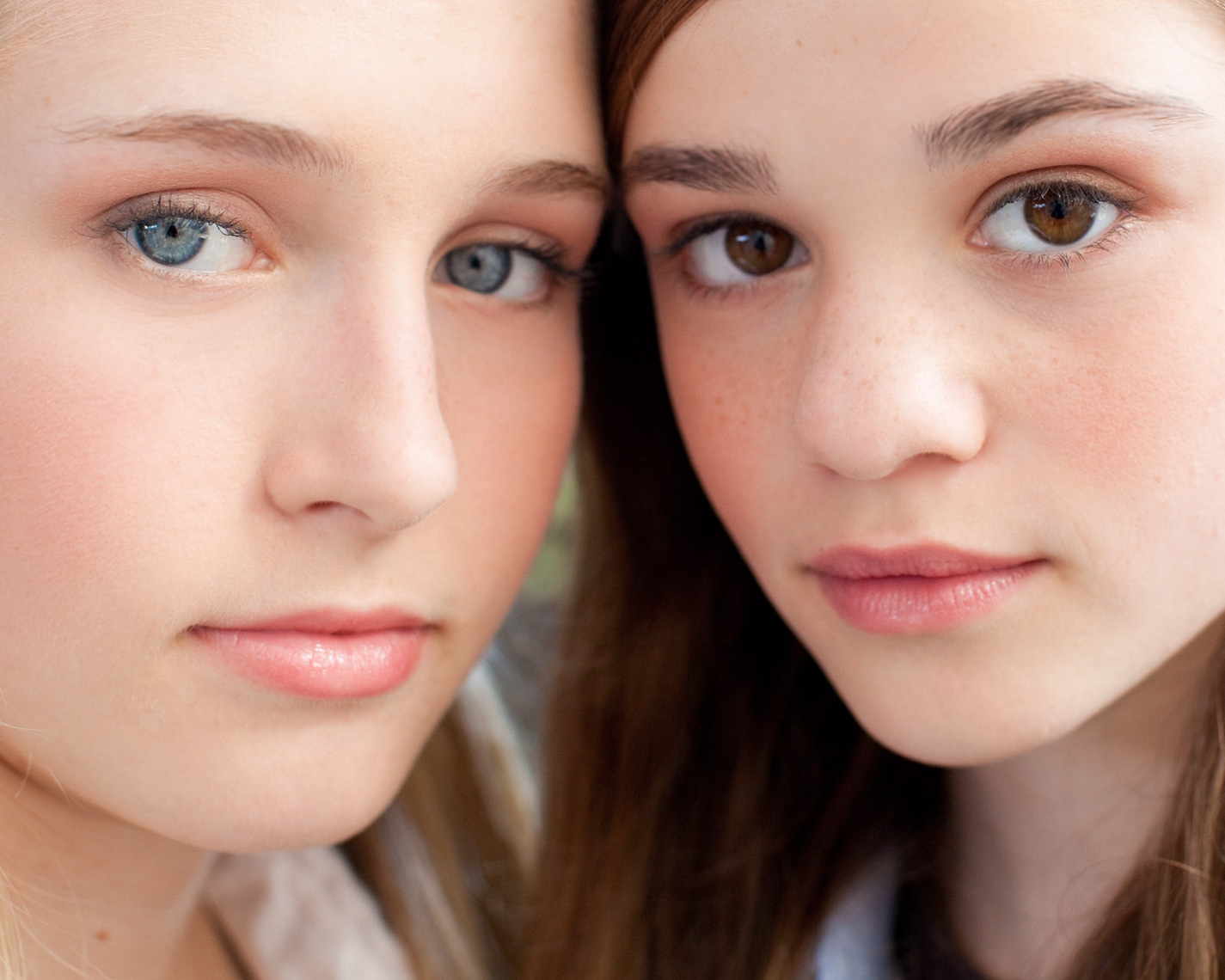 Portrait Of Teen Girls | Tosca Radigonda Photography
