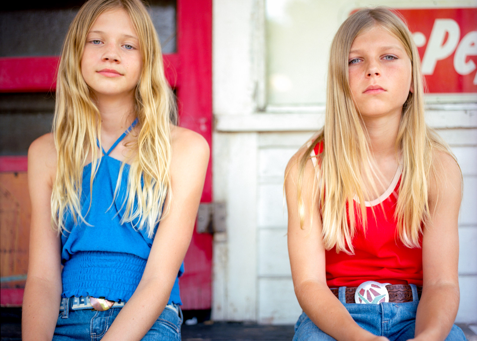 Fashion Lifestyle Image of Tween Girl and Boy | Tosca Radigonda Photography
