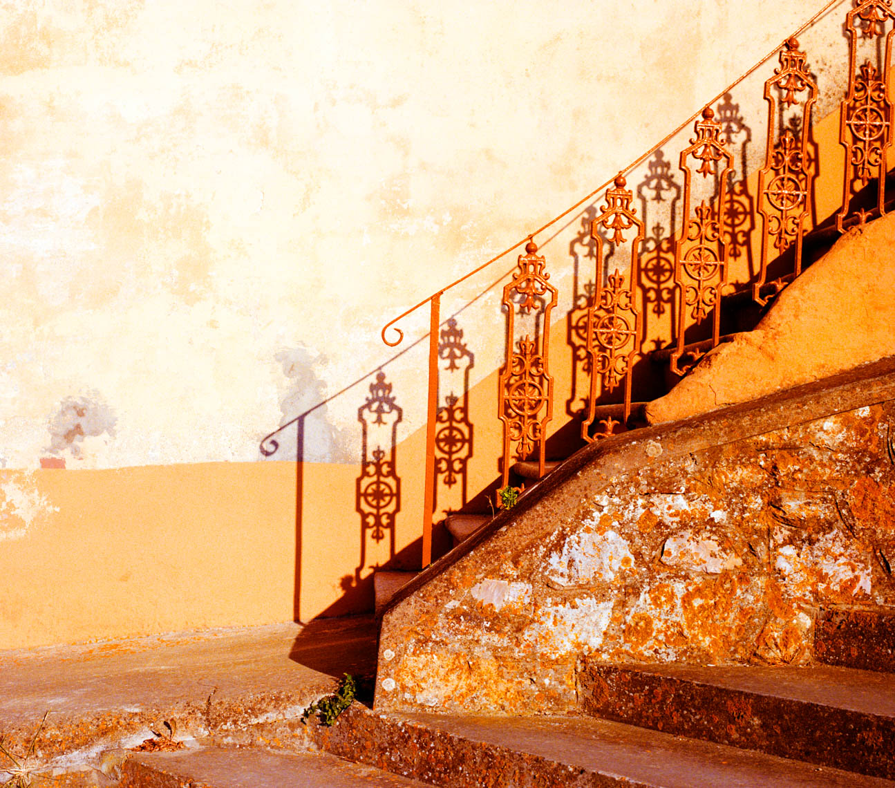 Image of Staircase in Italy | Tosca Radigonda Photography