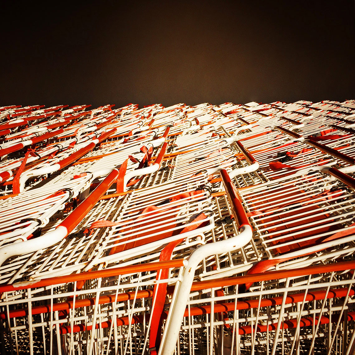 Image of Shopping Carts | Tosca Radigonda Photography