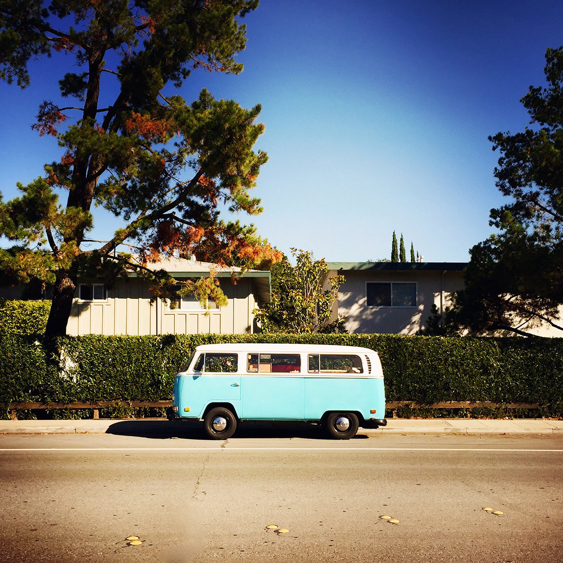 Image of Vintage VW | Tosca Radigonda Photography