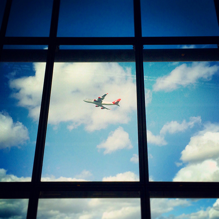 Travel Image Of Airport | Tosca Radigonda Photography