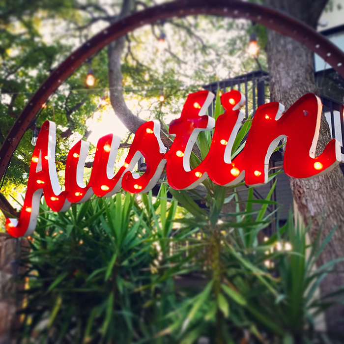 Travel Image Of Austin | Tosca Radigonda Photography