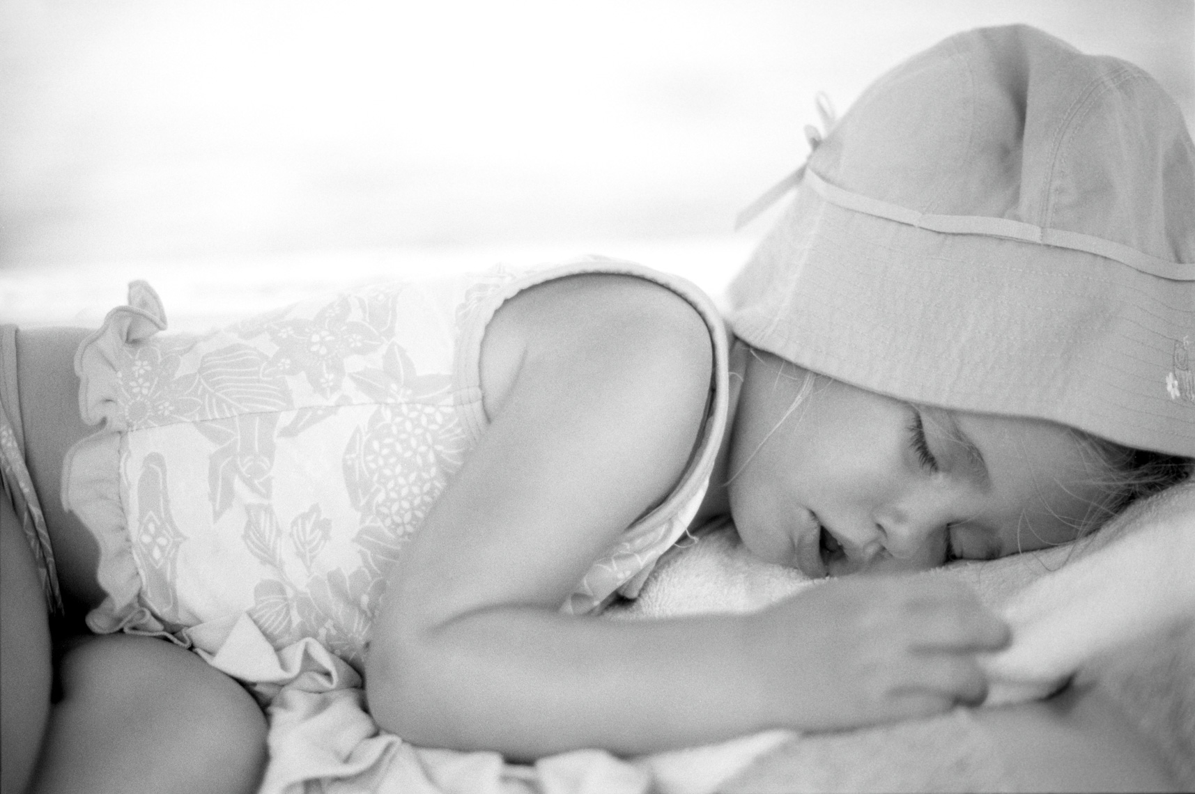 Image Of Child Sleeping | Tosca Radigonda Photography