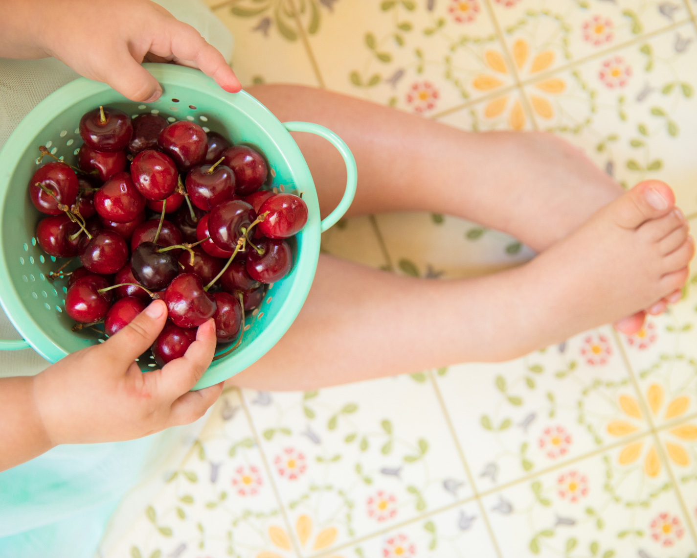 Image of cherries | Tosca Radigonda Photography