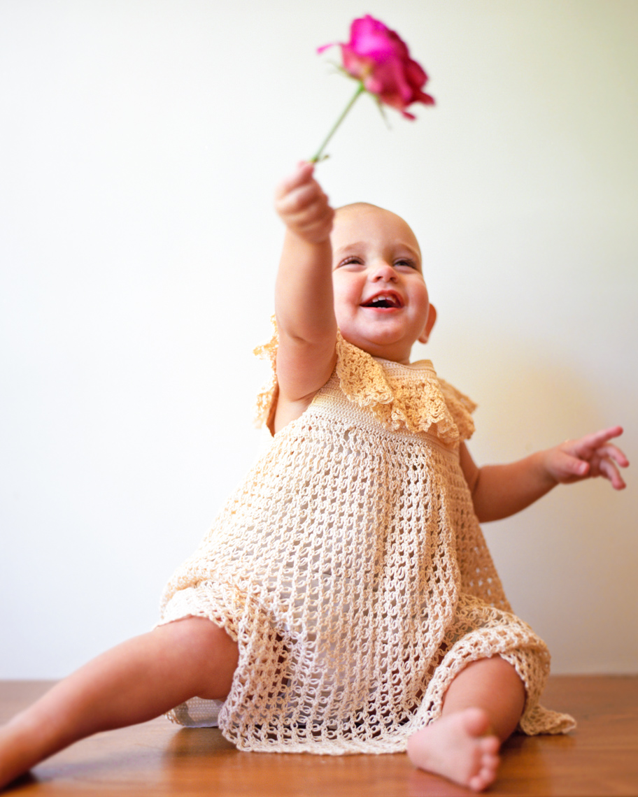 Lifestyle image of toddler | Tosca Radigonda Photography